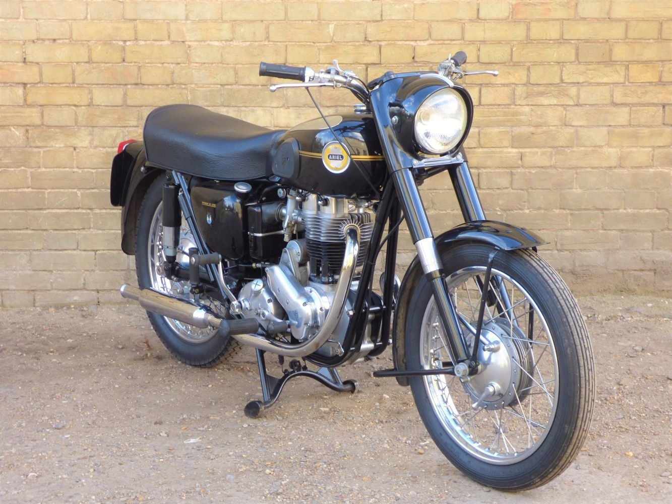 1955 Ariel NH 350cc For Sale (picture 6 of 6)
