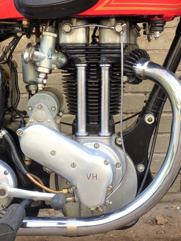 1953 Ariel VH 500cc SOLD (picture 3 of 6)