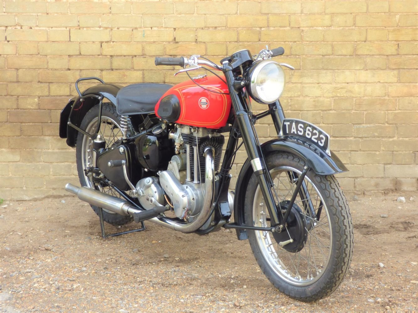 1953 Ariel VH 500cc SOLD (picture 6 of 6)