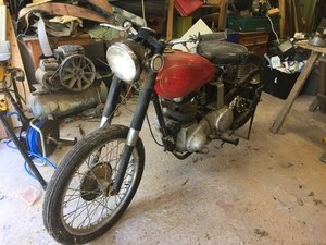 1952 Ariel Red Hunter Barn find/ bereavement sale  For Sale