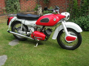 1967 Ariel Arrow 250cc For Sale