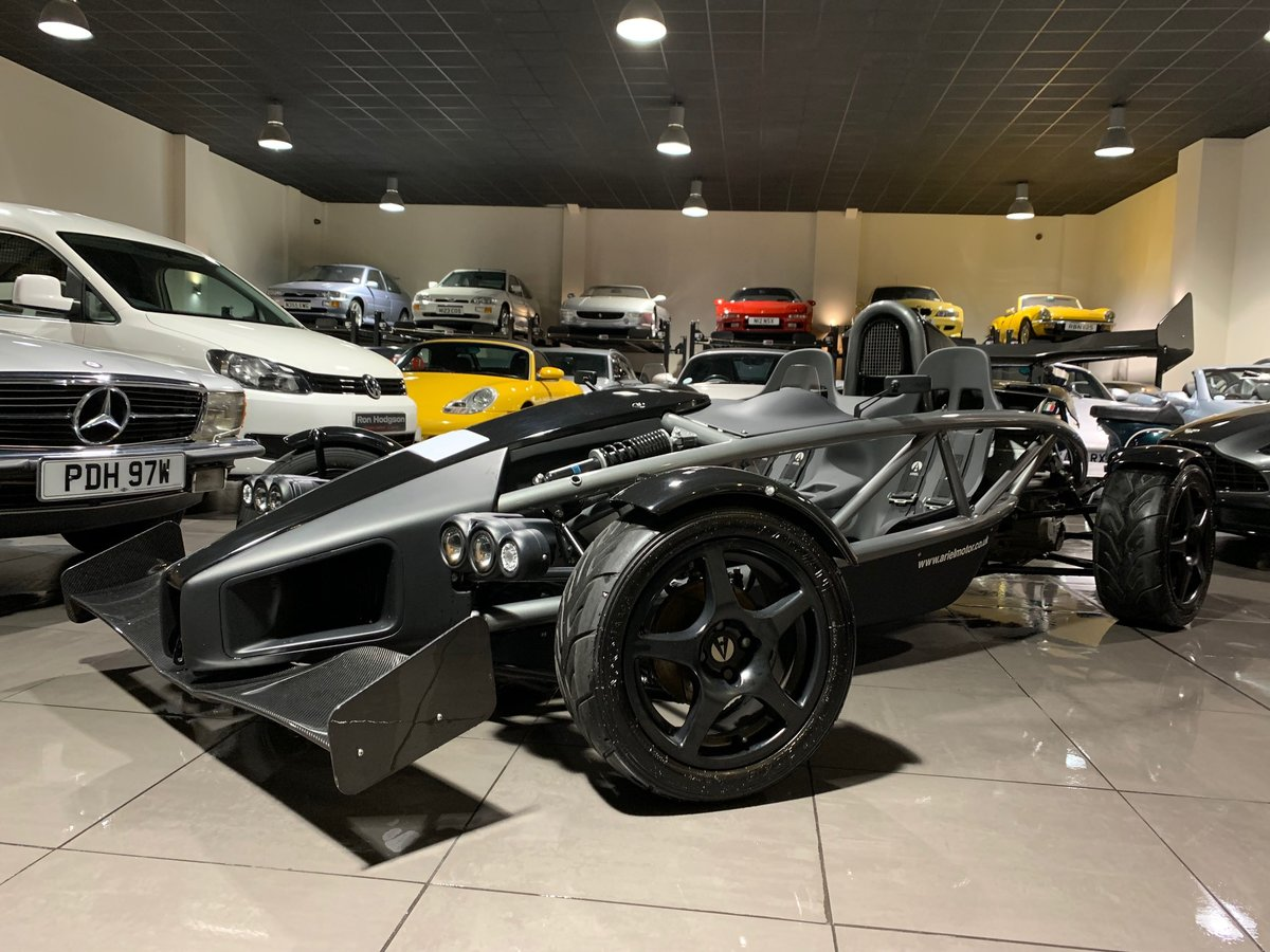 2015 ARIEL ATOM 3.5 245BHP RED TOP K20 TYPE R ENGINE MEGA SPEC SOLD (picture 1 of 6)