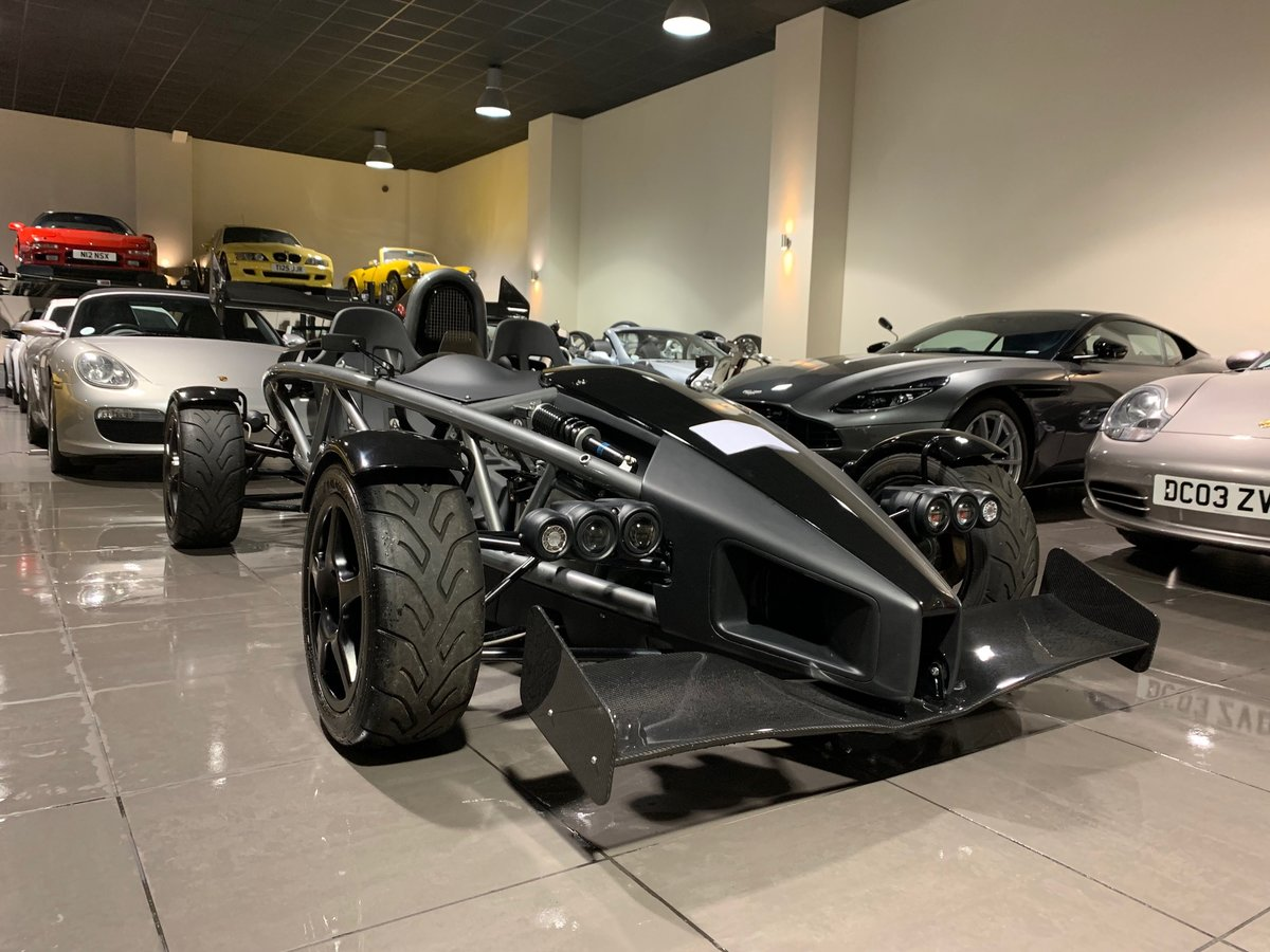 2015 ARIEL ATOM 3.5 245BHP RED TOP K20 TYPE R ENGINE MEGA SPEC SOLD (picture 2 of 6)
