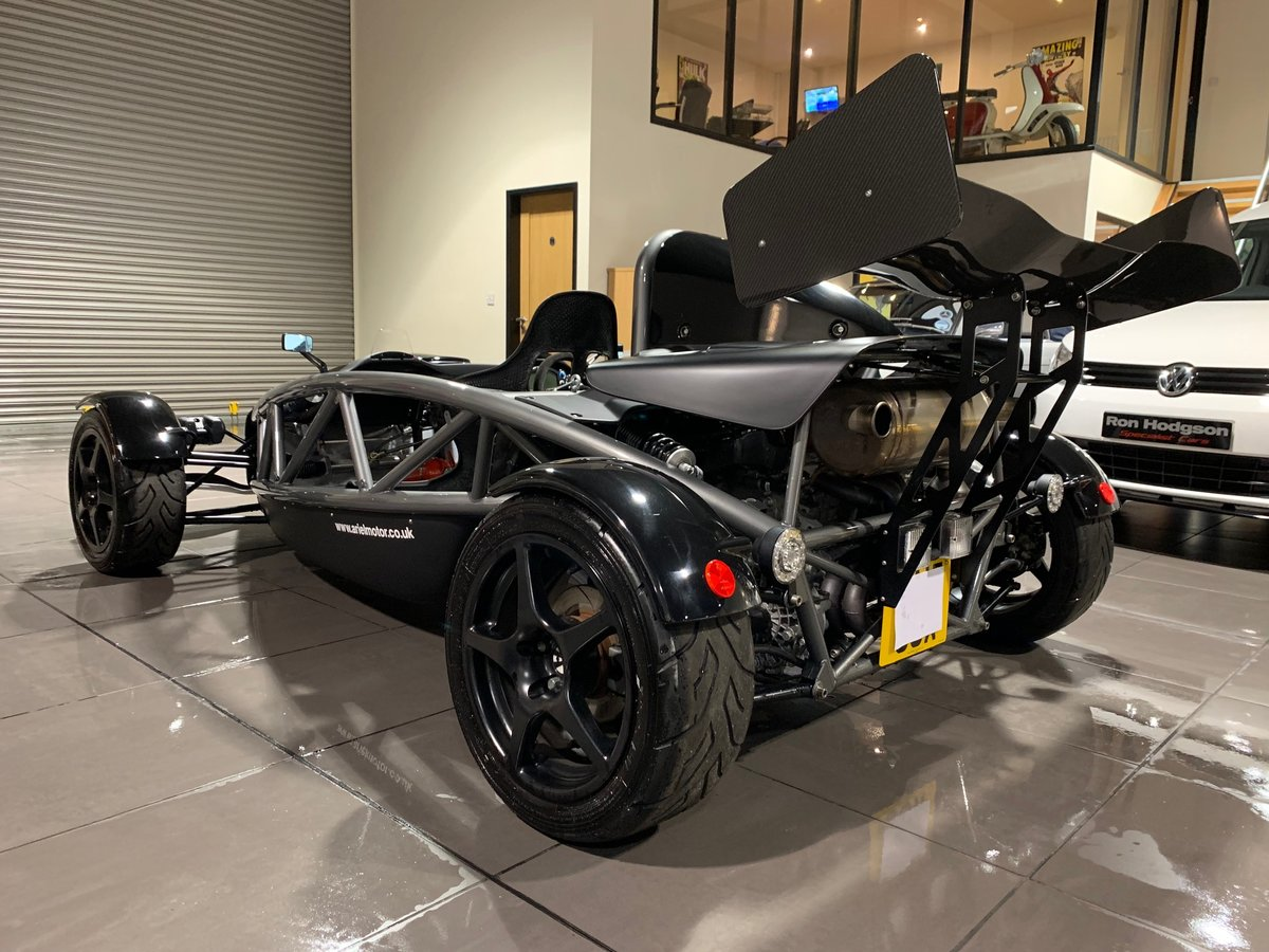 2015 ARIEL ATOM 3.5 245BHP RED TOP K20 TYPE R ENGINE MEGA SPEC SOLD (picture 3 of 6)
