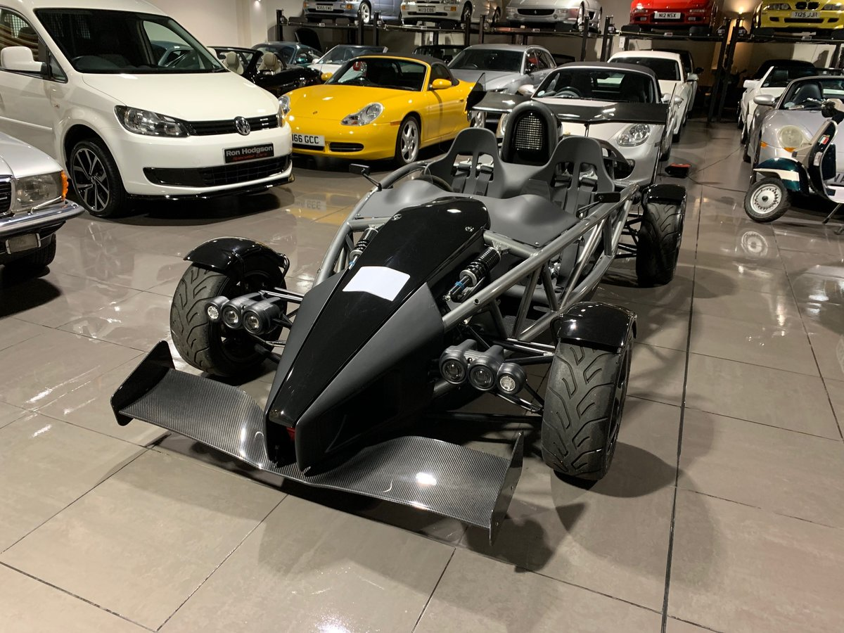 2015 ARIEL ATOM 3.5 245BHP RED TOP K20 TYPE R ENGINE MEGA SPEC SOLD (picture 6 of 6)
