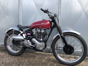 1955 ARIEL RIGID PRE 65 TRIALS RUNS ACE! ROAD REGD + V5 £7995 ONO For Sale