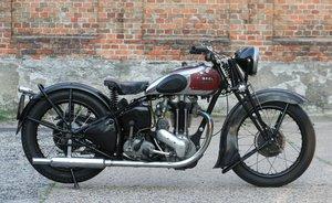 1939 Ariel VG 500cc OHV For Sale