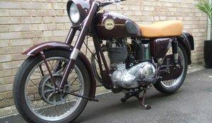 1956 Ariel VH 500cc
