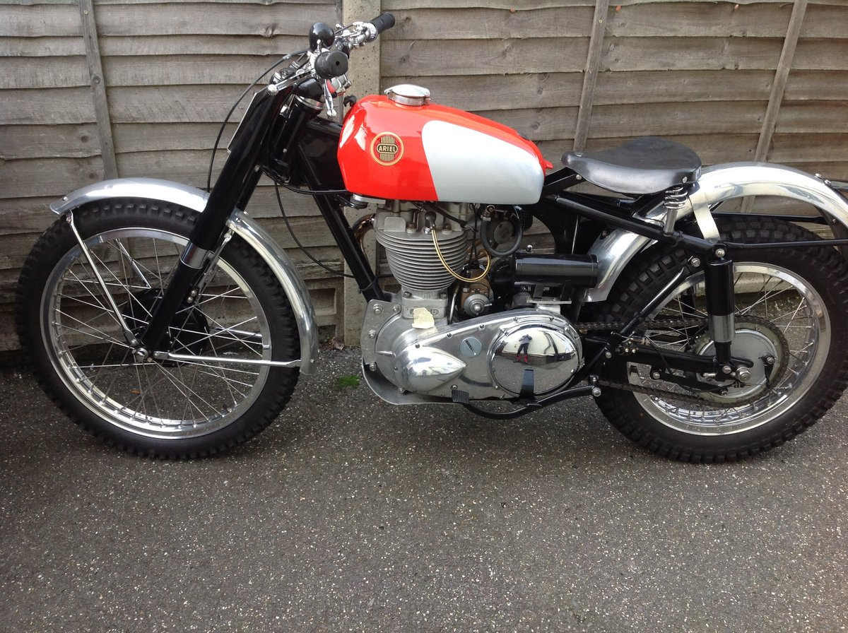 1956 HT5 Trials SOLD (picture 1 of 6)