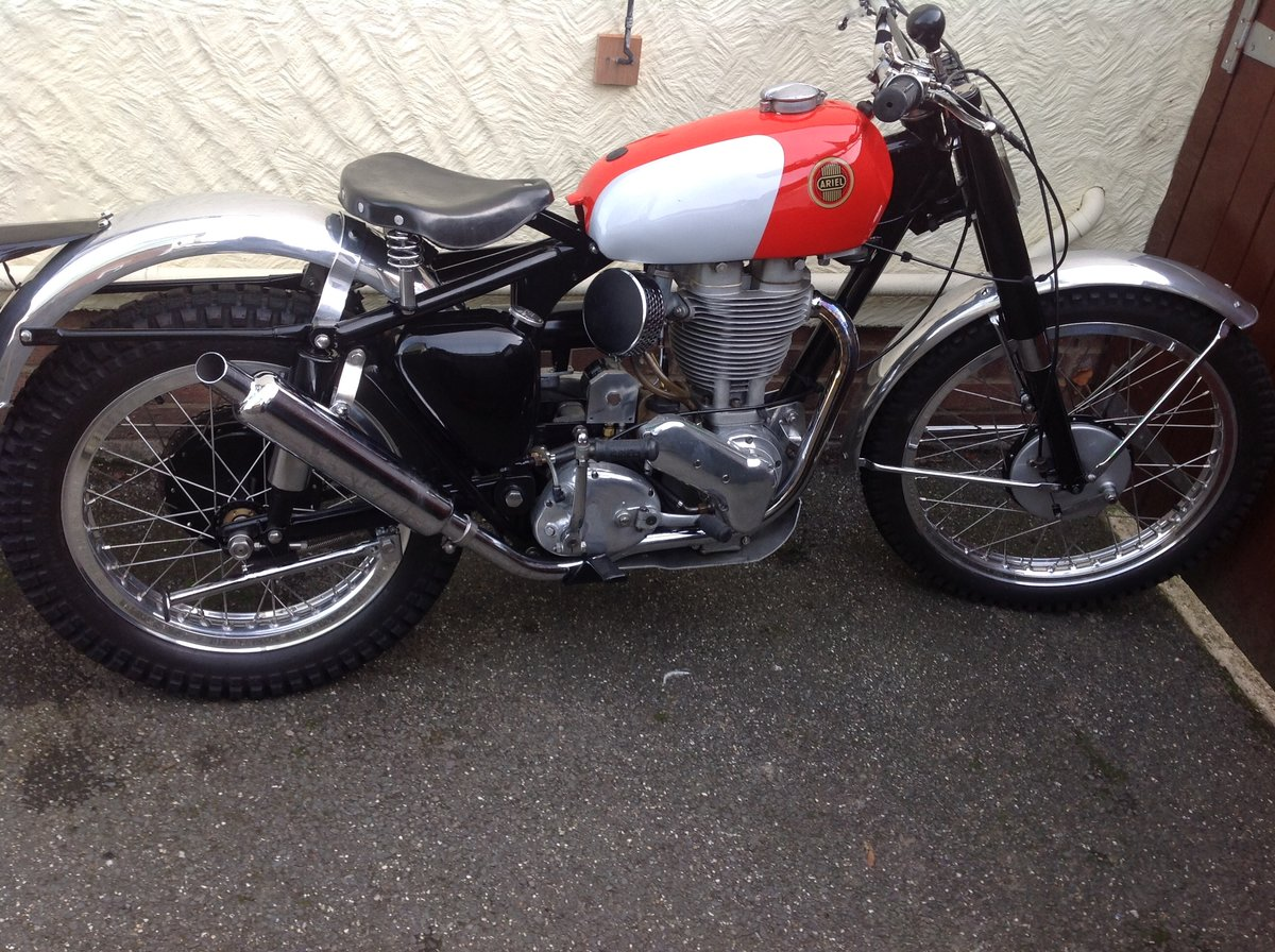 1956 HT5 Trials SOLD (picture 4 of 6)