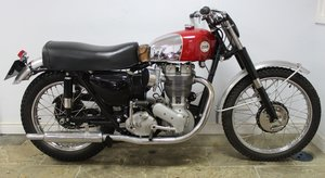 1955 Ariel 500 cc Single HS  Beautifully Presented