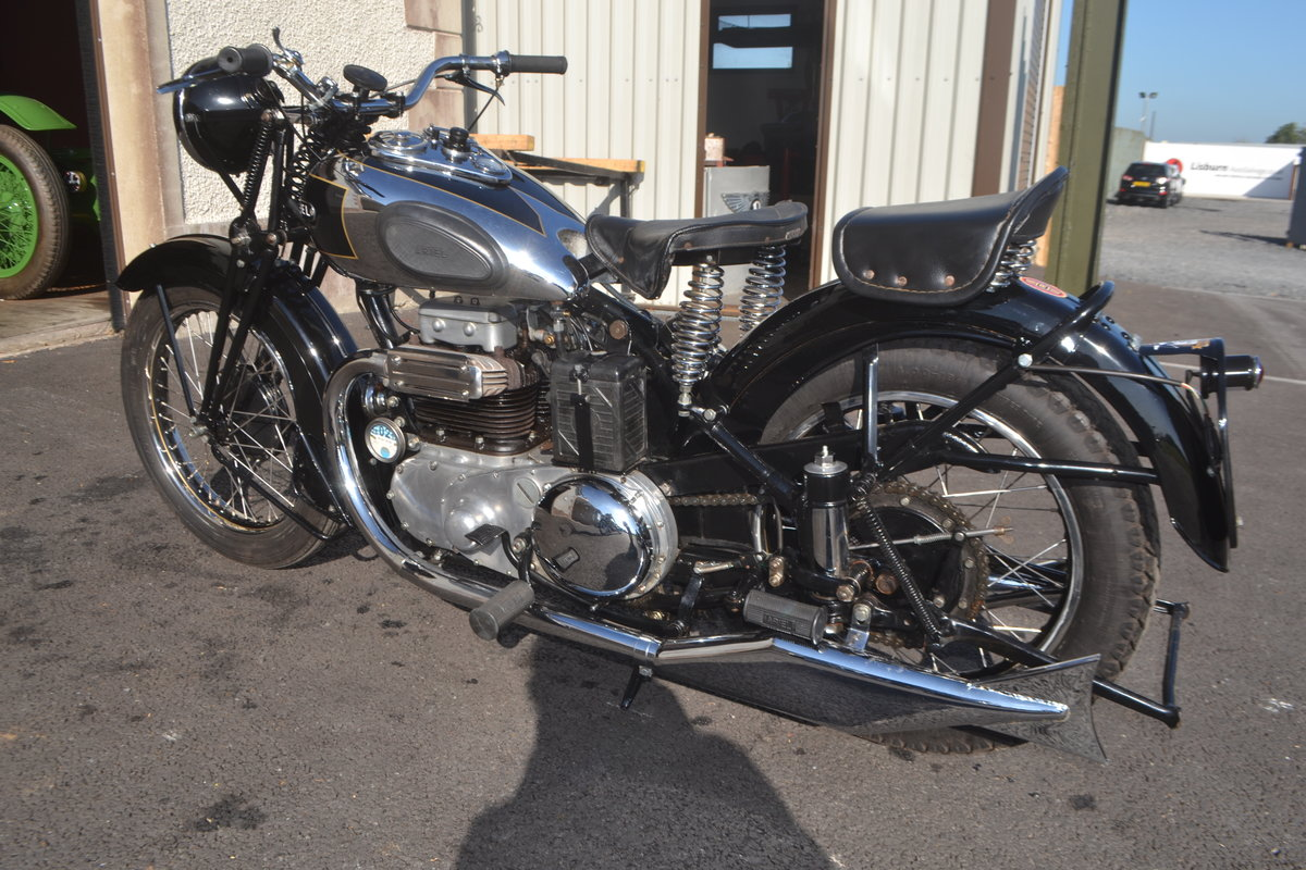 1939 Ariel Square 4 600cc For Sale (picture 1 of 6)