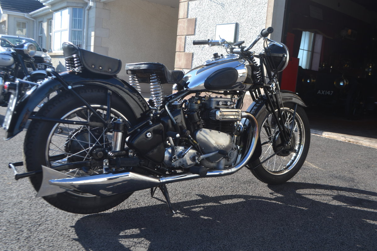 1939 Ariel Square 4 600cc For Sale (picture 2 of 6)