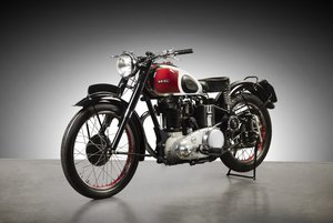 C1949 ARIEL RED HUNTER 500cc MOTORCYCLE For Sale by Auction