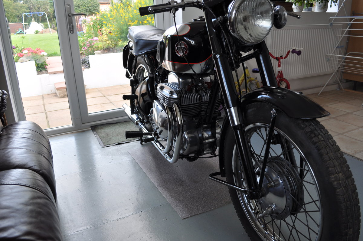 1954 Square Four MK2 For Sale (picture 5 of 6)