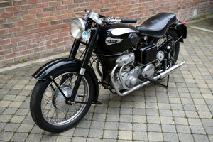 1953 Ariel Square Four For Sale by Auction