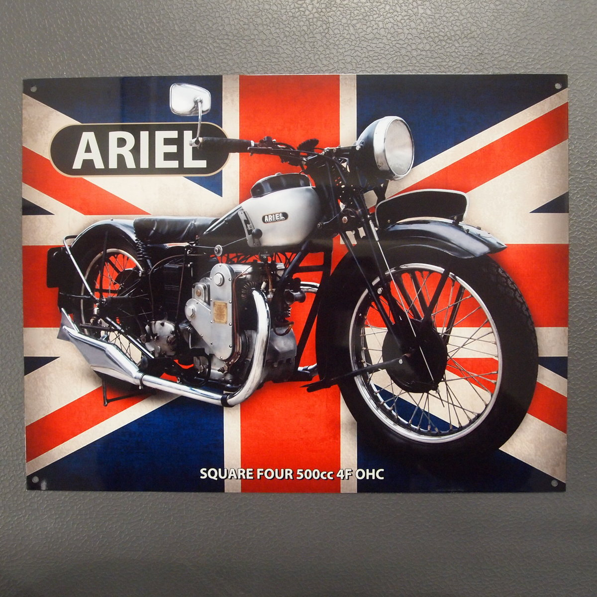 1931 Very Rare 500cc 4F Ariel Square Four, WoW. For Sale (picture 4 of 6)