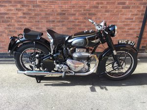 1949 Ariel Square Four For Sale