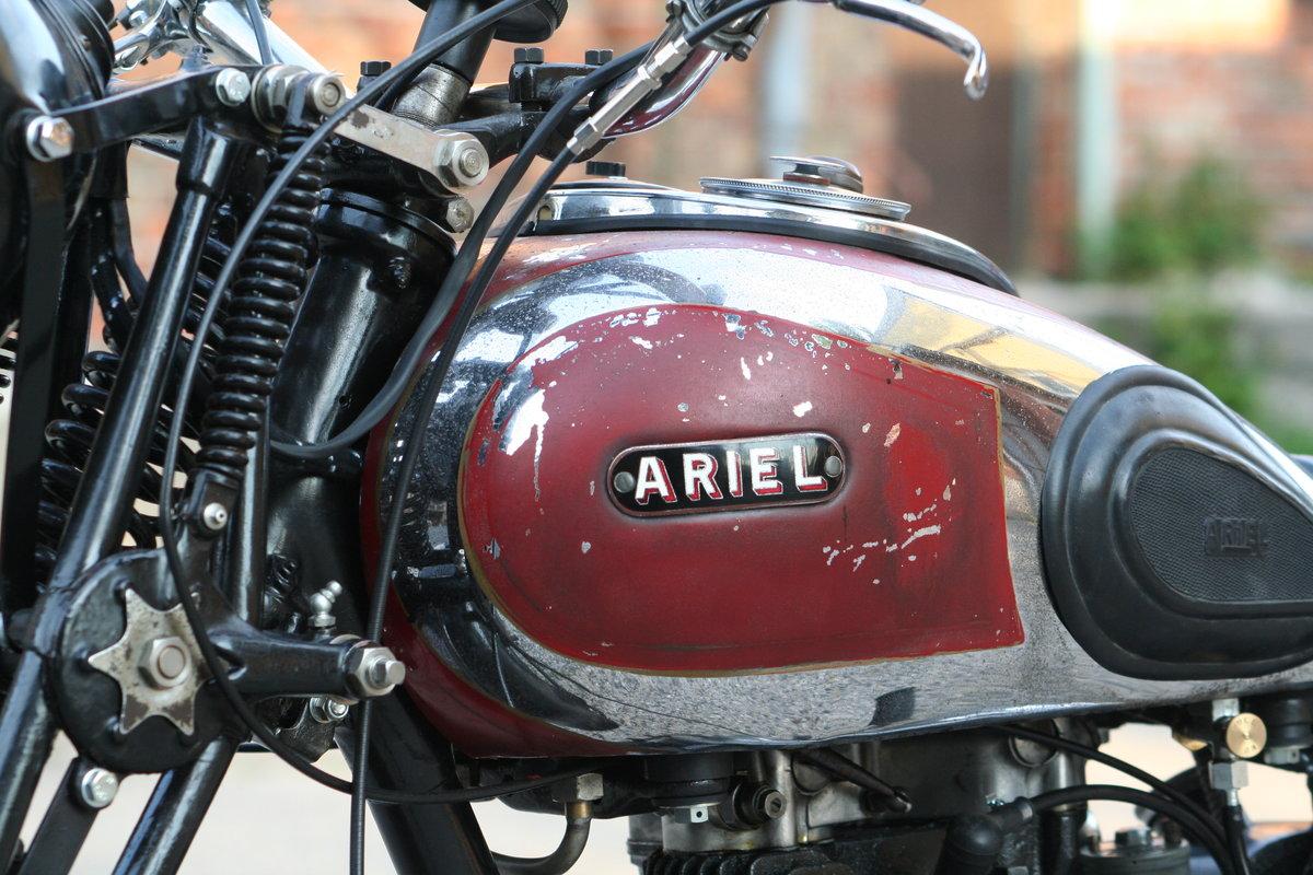 Ariel VG De Luxe 500cc OHV 1939 For Sale (picture 4 of 6)