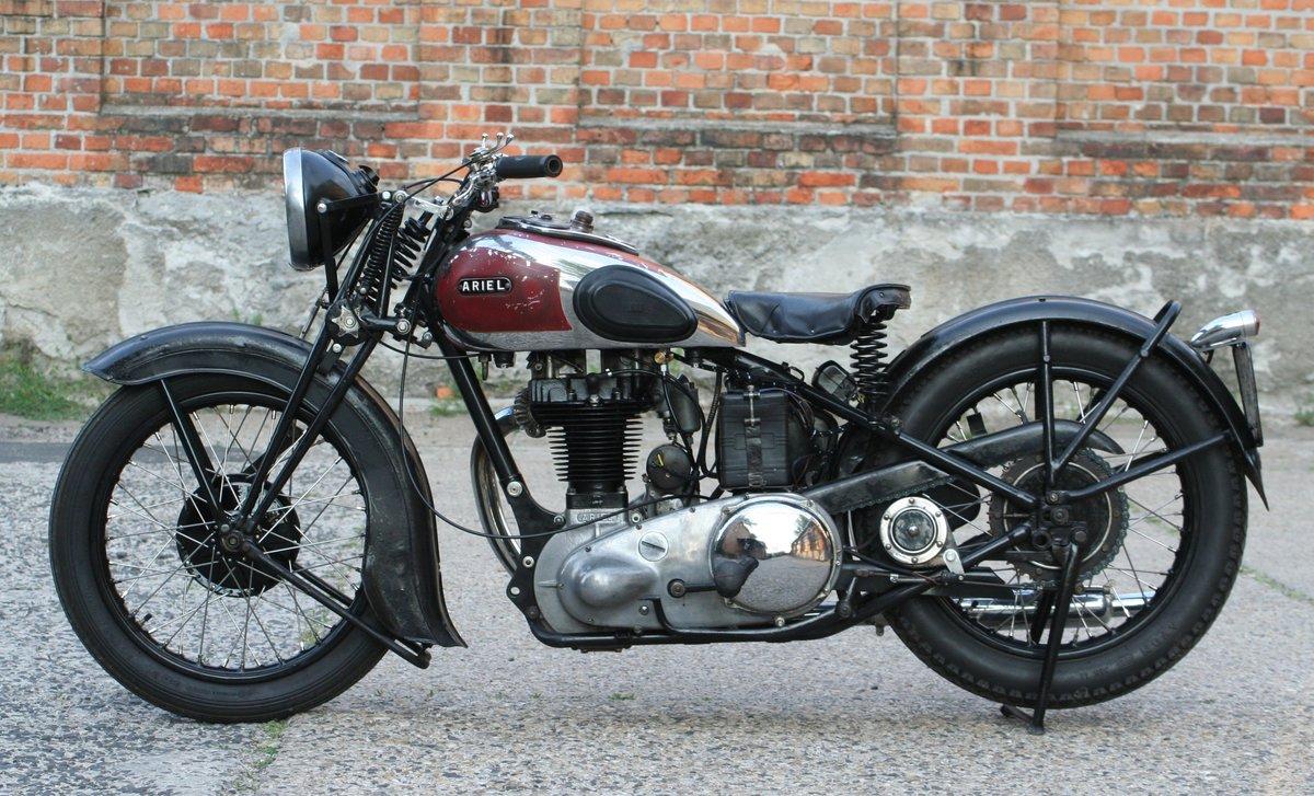 Ariel VG De Luxe 500cc OHV 1939 For Sale (picture 5 of 6)