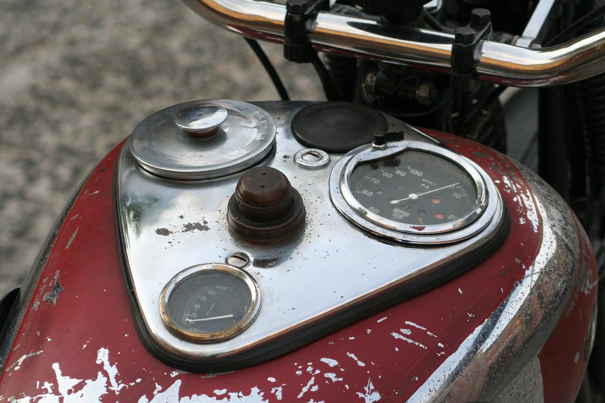 Ariel VG De Luxe 500cc OHV 1939 For Sale (picture 6 of 6)