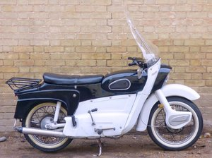 1961 Ariel Leader 250cc For Sale
