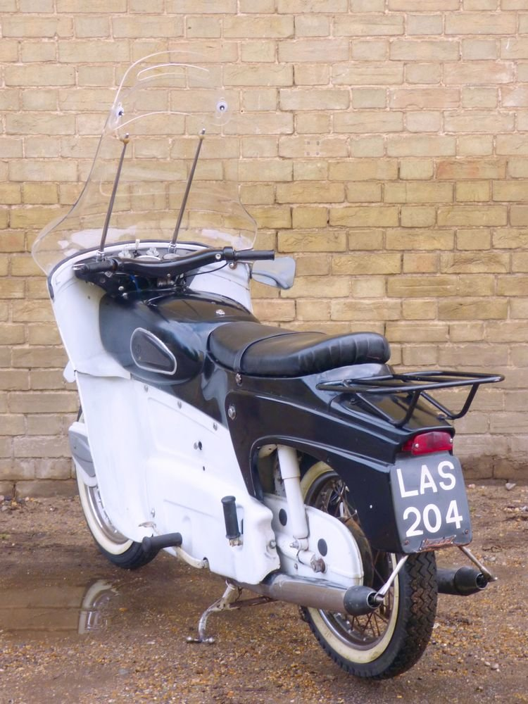 1961 Ariel Leader 250cc For Sale (picture 5 of 6)