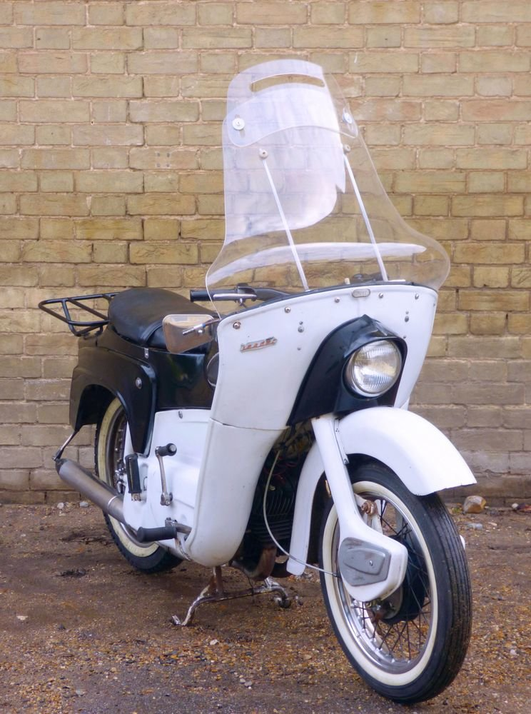 1961 Ariel Leader 250cc For Sale (picture 6 of 6)