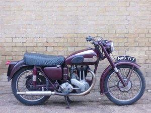 1954 Ariel NH 350cc