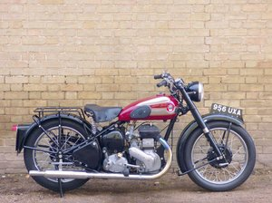 1955 Ariel VB 600cc