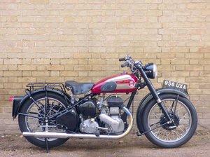 1955 Ariel VB 600cc SOLD