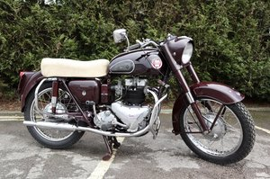 1957 Ariel Huntmaster 650cc In Very Good Original Order
