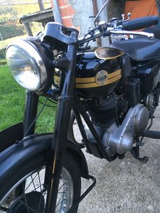 1956 Ariel 500 vh very good original condition