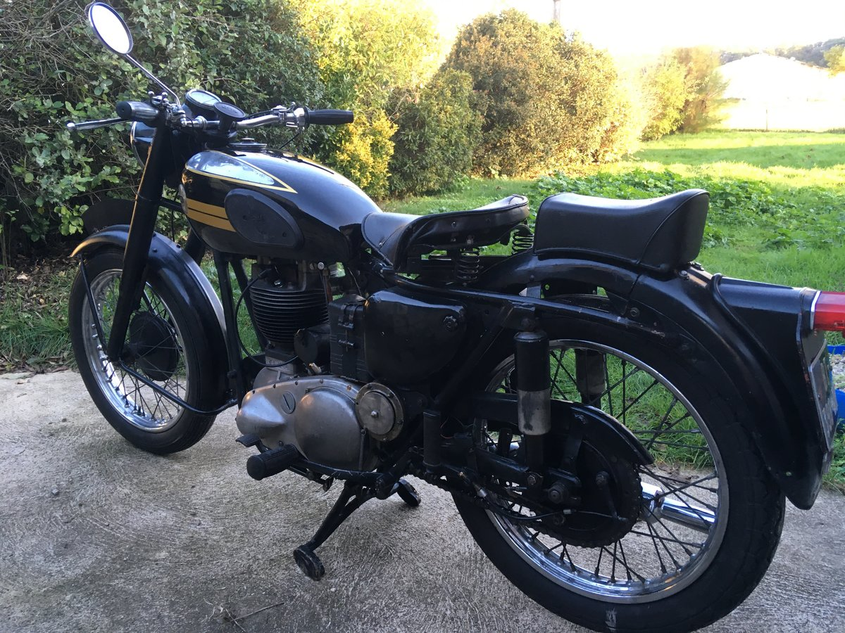 1956 Ariel 500 vh very good original condition For Sale (picture 3 of 6)