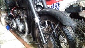 1950 Ariel VB 600cc
