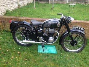 1958 Ariel Colt 200cc