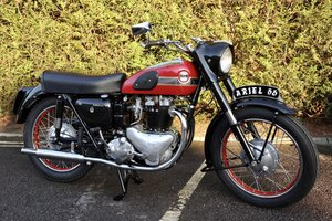 1956 Ariel Huntmaster 650cc Twin Fully Restored !!!