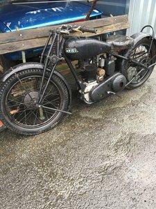 Ariel 500 OHV 1931 For Sale