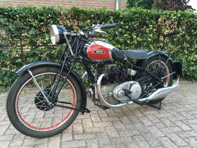 ARIEL SQUARE FOUR 1933 For Sale (picture 2 of 6)