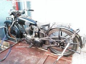 1930 Ariel Model B
