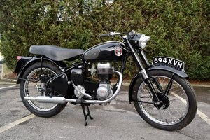 Ariel Colt 1958 200cc In Very Nice Condition