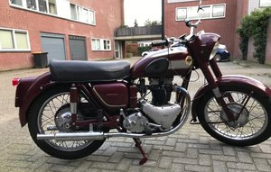 Ariel FH650cc Twin Huntmaster with dutch papers