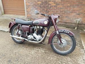 Picture of 1957 Ariel VH500 - SOLD, awaiting collection For Sale