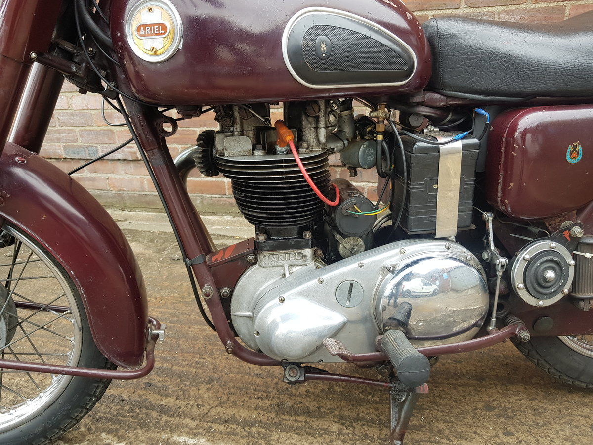 1957 Ariel VH500  For Sale (picture 4 of 6)