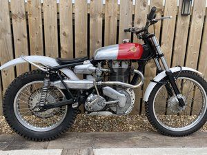 Picture of 1960 ARIEL HT5 TRIALS BARTRUM FRAME ACE BIKE £9995 PX TRIUMPH BSA For Sale