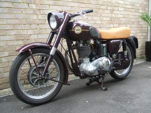 1956 Ariel VH