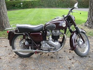 Picture of 1958 Ariel redhunter