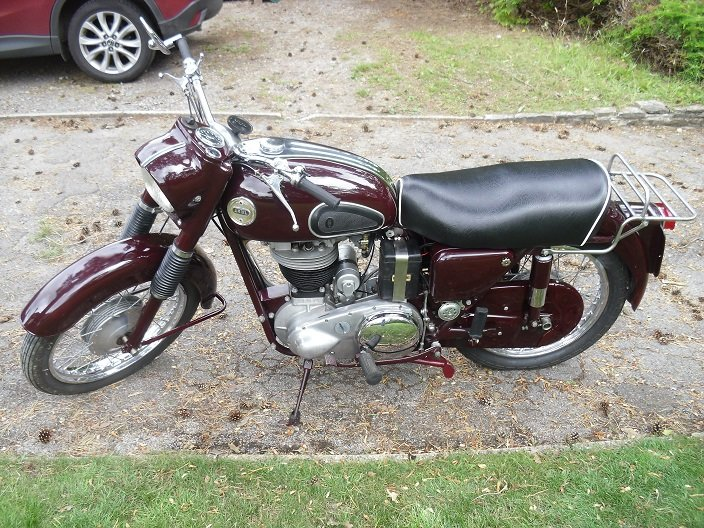 1958 Ariel redhunter  For Sale (picture 6 of 6)