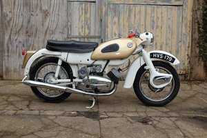 1962 ARIEL 247CC ARROW SUPER SPORTS (LOT 301)
