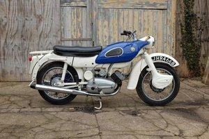 1964 ARIEL 199CC ARROW (LOT 302)